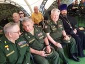Председатель Синодального отдела по взаимодействию с Вооруженными силами принял участие в церемонии открытия «Армейских международных игр»
