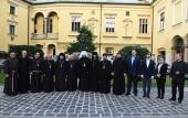 Делегация Русской Православной Церкви присутствовала на Всемирных днях молодежи в Кракове