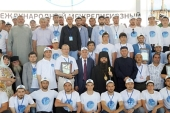 Завершила работу первая смена III Международного межрелигиозного молодежного форума в Дагестане