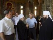 Управляющий делами Московской Патриархии посетил епархии Пензенской и Саратовской митрополий
