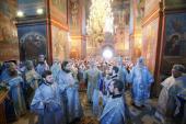 В Москве прошли торжества престольного праздника Новодевичьего монастыря