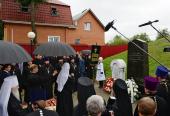 Святейший Патриарх Кирилл почтил память защитников Зарайска, погибших в Смутное время