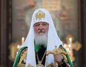 """Predica Patriarhului după Liturghia săvârșită în catedrala """"Sfântul Ioan Înaintemergătorul"""" a kremlinul din Zaraisk"""