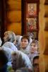 Патриарший визит в Мурманскую митрополию. Малое освящение Андреевского кафедрального морского собора г. Североморска. Всенощное бдение