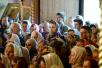Патриарший визит в Мурманскую митрополию. Литургия в Никольском кафедральном соборе г. Мурманска