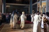 В Валаамском монастыре состоялось празднование Собора Валаамских святых