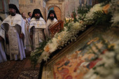 800-летие Спасо-Преображенского монастыря молитвенно отпраздновали в Ярославле