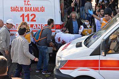 Нурсултан Назарбаев выразил соболезнования Президенту Турции всвязи стерактом вГазиантепе