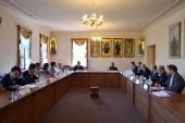 В Москве состоялось пятое заседание российско-китайской рабочей группы по контактам и сотрудничеству в религиозной сфере