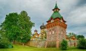 Патриаршее поздравление по случаю 125-летия Пюхтицкого ставропигиального монастыря