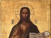 Впервые с Афона приносится чудотворная икона Спасителя, с которой связано чудо явления Христа прп. Силуану Афонскому