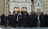 Предстоятель Православной Церкви Чешских земель и Словакии посетил Троице-Сергиеву лавру