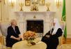 Встреча Святейшего Патриарха Кирилла с министром образования и науки РФ О.Ю. Васильевой