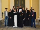 Общецерковной аспирантурой организован Летний институт для представителей Римско-Католической Церкви