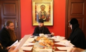 Состоялось первое заседание межведомственной комиссии по вопросам образования монашествующих Русской Православной Церкви