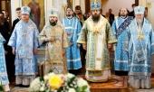 Предстоятель Православной Церкви Чешских земель и Словакии возглавил торжества по случаю начала учебного года в Санкт-Петербургской духовной академии