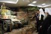 Патриарший визит в Южно-Сахалинскую епархию. Посещение Музея Победы и мемориала на площади Славы в Южно-Сахалинске