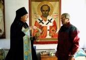 В Челябинске освящен новый церковный приют для бездомных