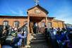 Патриарший визит в Анадырскую епархию. Посещение села Лаврентия