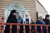 Патриарший визит в Якутскую епархию. Посещение поселка Тикси