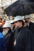 Патриарший визит в Салехардскую епархию. Посещение завода «Ямал СПГ» и морского порта поселка Сабетта