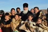 3-9 сентября состоялся Первосвятительский визит Святейшего Патриарха Кирилла в епархии Сибири и Дальнего Востока