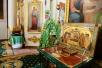 Патриаршее служение в день памяти свв. блгвв. кнн. Даниила Московского и Александра Невского в Даниловом ставропигиальном монастыре