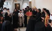 Иерарх Русской Православной Церкви принял участие в мероприятиях, посвященных годовщине трагедии в Ясеноваце