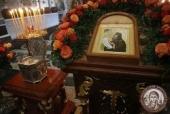 19-24 сентября мощи преподобного Силуана Афонского будут находиться в Москве