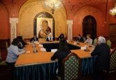 Состоялась встреча Святейшего Патриарха Кирилла с руководителями крупнейших музеев России