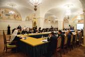 Святейший Патриарх Кирилл возглавил шестое заседание Попечительского совета Фонда поддержки строительства храмов г. Москвы