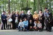 Відбулася робоча поїздка делегації Синодального комітету із взаємодії з козацтвом в Чехію