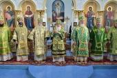 Пам'ять преподобного Силуана Афонського молитовно вшанували на його малій батьківщині