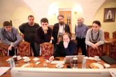 Определены имена победителей фотоконкурса, организованного Пресс-службой Патриарха Московского и всея Руси