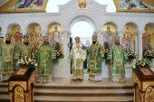 Архиереи восточных, западных и южных епархий Украинской Православной Церкви совершили молитву о мире на Донбассе