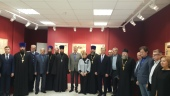 При участии Синодального комитета по взаимодействию с казачеством в Москве прошли мероприятия, посвященные 100-летию Брусиловского прорыва