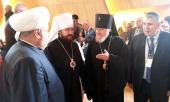 Председатель Отдела внешних церковных связей Московского Патриархата принял участие в V Бакинском международном гуманитарном форуме