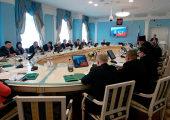 Председатель Синодального отдела по взаимодействию с правоохранительными органами выступил на заседании рабочей группы при Президенте РФ по противодействию коррупции