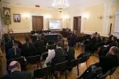 Состоялось совещание руководителей миссионерских отделов епархий Сибирского федерального округа