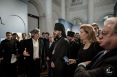 В Санкт-Петербурге состоялось торжественное закрытие выставки «Византия сквозь века»