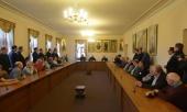 Председатель Отдела внешних церковных связей встретился с группой католических священников и семинаристов из Кельна