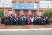 В Академии наук Молдовы прошла конференция «Православная Церковь Молдовы и государство. Вера и знание»