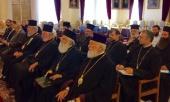 Представитель Русской Церкви принял участие в заседании CROCEU, посвященном теме «Свобода религии и вероисповедания православных христиан в мире»