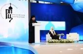 Вступительное слово председателя Синодального отдела по делам молодежи на открытии II Международного православного студенческого форума