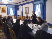 В Москве завершилась пятая пастырская стажировка по социальному служению