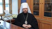 Митрополит Волоколамский Иларион: Визит Патриарха в Лондон укрепит взаимное доверие