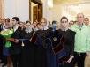 Патриаршее служение в праздник Покрова Пресвятой Богородицы в домовом храме Российского экономического университета
