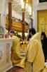 Визит Святейшего Патриарха Кирилла в Великобританию. Патриаршее служение в Успенском соборе Сурожской епархии