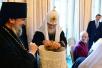 Визит Святейшего Патриарха Кирилла в Великобританию. Посещение Королевского географического общества. Прием в честь 300-летия русского Православия в Великобритании и Ирландии