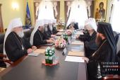 Синод Украинской Православной Церкви учредил оргкомитет по подготовке к празднованию 25-летия Харьковского Архиерейского Собора